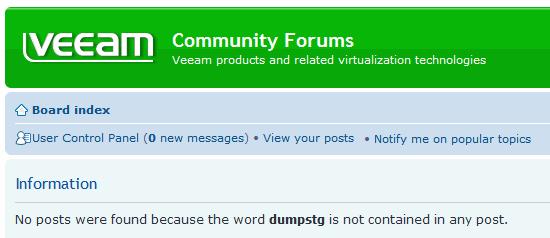 forum_veeam_dumpstg
