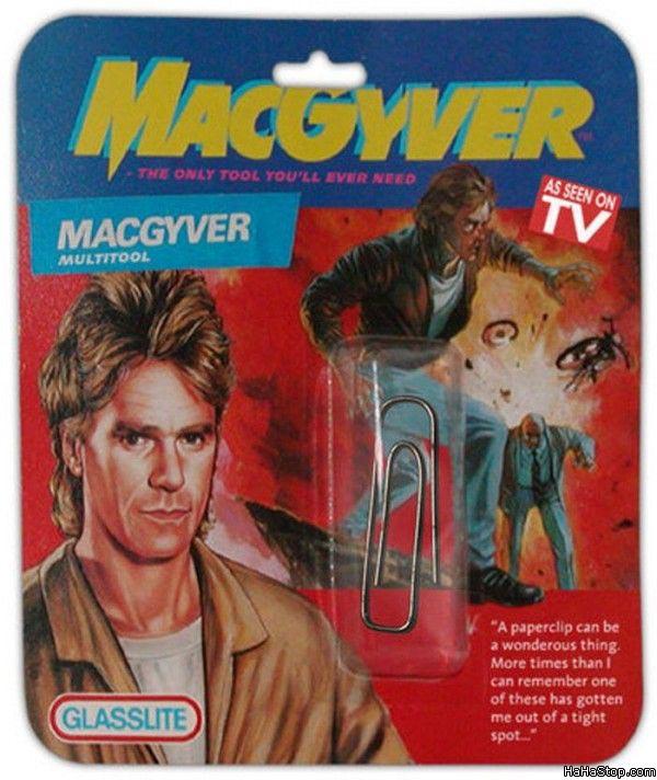 Macgyver Tool
